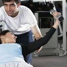 Cómo trabajar los tríceps largos
