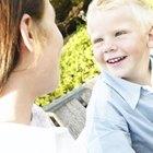 ¿Quién es responsable de las conductas negativas de un niño?