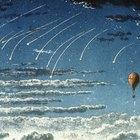 De qué están formados los meteoros