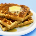 How Much Malted Milk Powder Do You Put Into Waffle Mix?