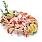 Nutrición de la carne de cangrejo de imitación