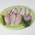 El mejor método para cocinar muslos de pollo