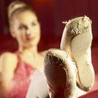 Las desventajas de los zapatillas de punta