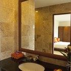 Dimensiones más pequeñas razonables para un cuarto de baño completo