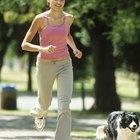 La tonificación vs. el aumento de volumen de las piernas por correr