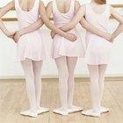 Cómo encontrar la forma de cuerpo ideal para el ballet