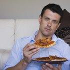 ¿Cuántas calorías tiene una rebanada de pizza de Domino's Pizza?