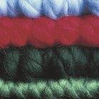 Cómo tejer bolsillos para un cárdigan