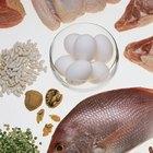 Los síntomas de la deficiencia de vitamina B12 en mujeres