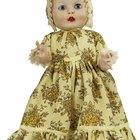 La historia de las muñecas de porcelana