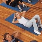 ¿Cómo hacer una contracción abdominal perfecta para abdominales bajos?