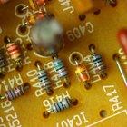 Cómo aumentar el amperaje con capacitores y diodos