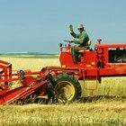 Para qué se utiliza una cosechadora