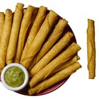 Is There a Difference Between Rolled Tacos & Taquitos?