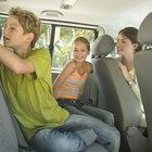 Cómo añadir altura a un asiento de auto