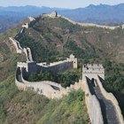 Características famosas de la gran muralla china