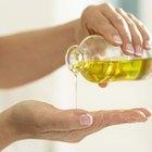 Beneficios de belleza del aceite de coco y del aceite de oliva