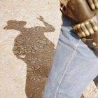 Cómo hacer tu propia funda y cinturón de vaquero