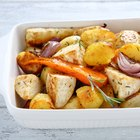 How to Marinate Vegetables & Bake Them in the Oven