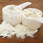 ¿Qué es el polvo de suero de leche?