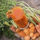 Benefits of Juicing Carrots