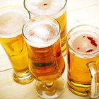 ¿Cuántas calorías hay en la cerveza sin alcohol?