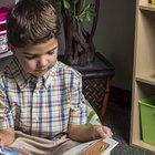 Actividades para que los niños se orienten en una biblioteca