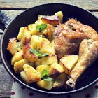 How to Sear and Bake Chicken
