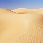 Datos sobre el desierto de Taklamakan
