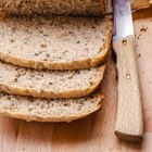 Nutrition & Fat: White Bread vs. Whole Wheat Bread