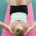 Cómo obtener definición muscular sin flexionarse