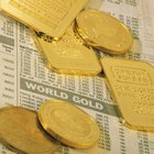Gold Stock vs. Gold Bullion