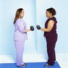 El mejor régimen de entrenamiento para mujeres con sobrepeso