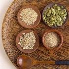 Cómo agregar proteínas a las ensaladas para vegetarianos