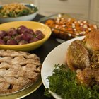 Quick Snack Appetizer Ideas for Thanksgiving
