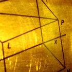 Cómo resolver ecuaciones en triángulos isósceles