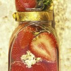 Marinate Strawberries