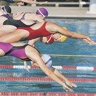 Cosas que hacer antes de una competencia de natación