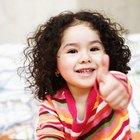Estatura y peso promedio de los niños de 3 años