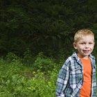 Lista para la búsqueda del tesoro en la naturaleza para niños