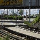Dangers of Living Near Railroad Tracks