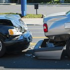 How to Claim Automobile Depreciation After an Accident