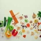 Listado de alimentos de bajo IG para diabéticos