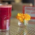 Beneficios de los jugos con rábanos