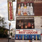 Business Ideas on How to Increase Sales for a Liquor Store