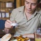 ¿La sal agrava el reflujo ácido?