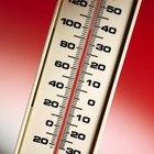 Actividades para niños acerca de la temperatura