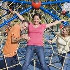 Juegos al aire libre para jugar con 3 personas