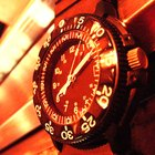 Pulsar Chronograph Watch Instructions