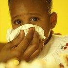 Cómo tratar la congestión nasal en un niño de 2 meses